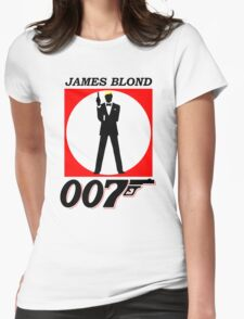 """the name's blond, james blond"" T-Shirt"