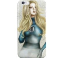 Invisible Woman  iPhone Case/Skin