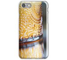 Studies in glass....amber iPhone Case/Skin
