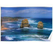 Port Campbell Series No 3 Poster