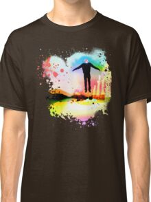 The Psychedelic Zombie Classic T-Shirt