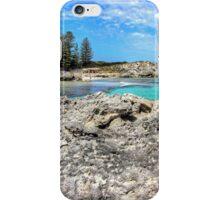 The Basin -  Rottnest Island WA - Panorama iPhone Case/Skin
