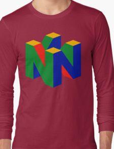 Nintendo 64 Long Sleeve T-Shirt