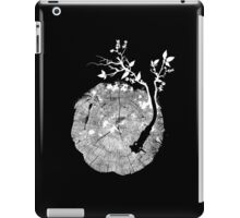Nature's Choir (mono) iPad Case/Skin