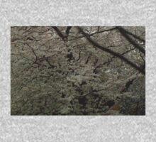 Larravide DC Cherry Blossoms Kids Tee