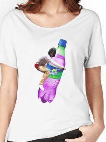 dirty sprite chief keef Women's Relaxed Fit T-Shirt