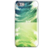 Mirrored Grounds iPhone Case/Skin