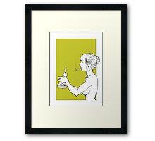 Vizio Framed Print
