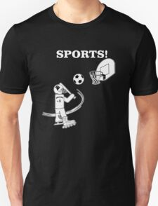 All In One Sports Unisex T-Shirt