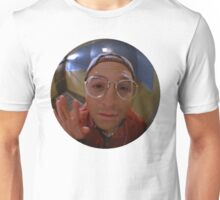 The Reverse Peephole Unisex T-Shirt