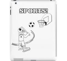 All In One Sports iPad Case/Skin