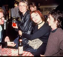 90s London Britpop by MarkYoung