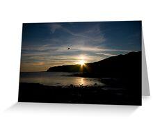 Kimmeridge Bay 1 Greeting Card