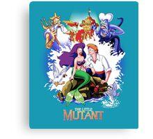 The Little Mutant Canvas Print