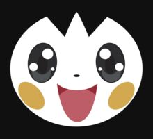 Emolga face by prspark