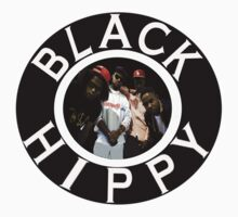 Black Hippy by MiddourDesign
