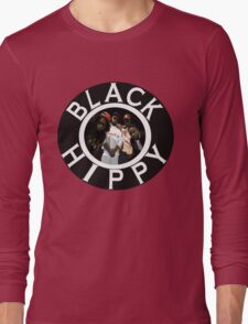 Black Hippy Long Sleeve T-Shirt