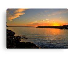 Expectation - Balmoral Beach - The HDR Series Canvas Print