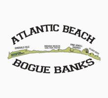 Atlantic Beach - North Carolina. by ishore1