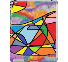 Rainbow Whale in a Sea of Dreams iPad Case/Skin