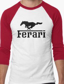 Ferari Men's Baseball ¾ T-Shirt