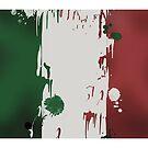 Italian Flag by yvonne willemsen