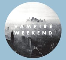 VAMPIRE WEEKEND  One Piece - Short Sleeve