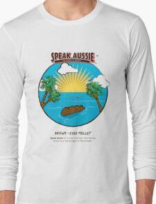Brown Eyed Mullet Long Sleeve T-Shirt