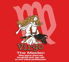Virgo The Maiden Kids Clothes