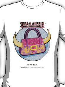 Horn Bag T-Shirt