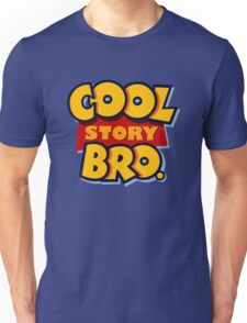 Cool Story Bro (Toy Story) Unisex T-Shirt