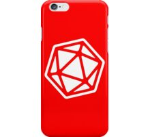 D&D 20 Side Die iPhone Case/Skin