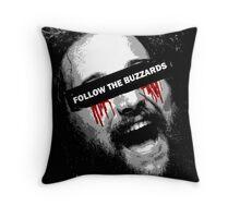 Follow The Buzzards - Bray Wyatt Throw Pillow