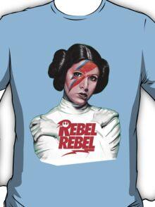 Rebel Rebel Leia T-Shirt