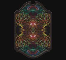 fractal sheild 001 by webgrrl