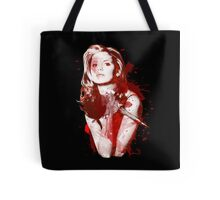Splatter Buffy Tote Bag
