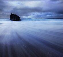 Land Sea Sky IV by Tom Black