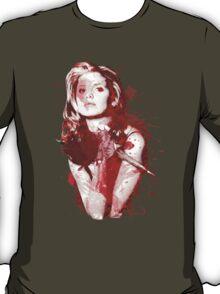 Splatter Buffy T-Shirt