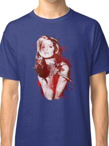 Splatter Buffy Classic T-Shirt
