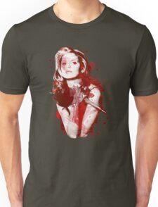 Splatter Buffy Unisex T-Shirt
