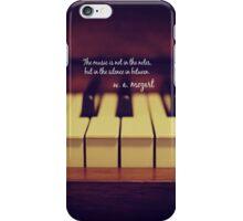 Mozart Music iPhone Case/Skin