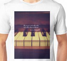 Mozart Music Unisex T-Shirt