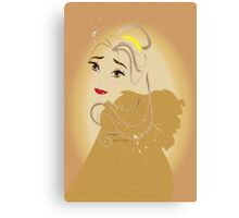 Allure - Tale as old as time Canvas Print