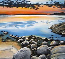 Seascape by Gogo Korogiannou