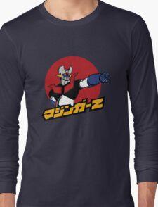 Mazinger-Z Long Sleeve T-Shirt