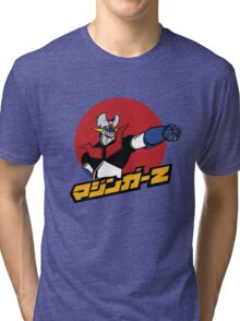 Mazinger-Z Tri-blend T-Shirt