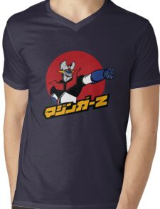 Mazinger-Z Mens V-Neck T-Shirt