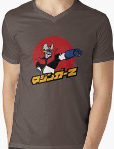 Mazinger-Z Mens V-Neck T-Shirt