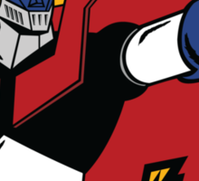Mazinger-Z Sticker