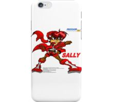 Freedom Fighters 2K3 Sally iPhone Case/Skin